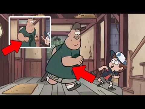 14 Errores De Gravity Falls Que No Notaste (PARTE 17)