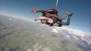 Saut en Parachute près de Valenciennes