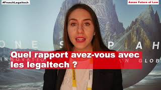 Vivatech 2019 – Eleissa Karaj, Chief Digital Officer chez August & Debouzy