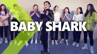 BABY SHARK TRAP MIX  LIGI Choreography.