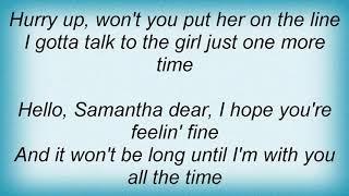 Garth Brooks - Callin Baton Rouge Lyrics