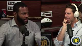 "Braylon Edwards says Michigan is ""light years behind Ohio State"" 