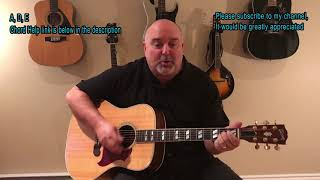 How to Play Willie and The Hand Jive - Johnny Otis (cover) - Easy 3 Chord Tune