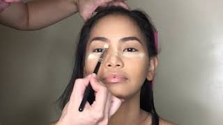Pageant Makeup Tutorial for Miss Lumiere Philippines 2018