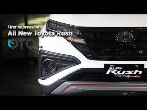 First Impression All New Toyota Rush I OTO.COM.