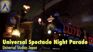 FULL Universal Spectacle Night Parade – Best of Hollywood at Universal Studios Japan - Video Youtube