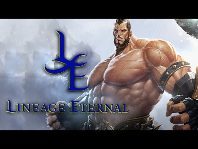 Lineage Eternal CBT - PvP Open World Gameplay
