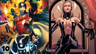 Top 10 Most Powerful Mutants You've Never Heard Of