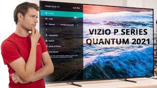 Video: Vizio P Series Quantum 2021 TV Review