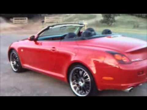 Lexus sc 430 20inch wheels