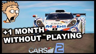 Am I still competitive on Project CARS 2 online?