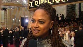 Ava DuVernay talks diversity at the Oscars