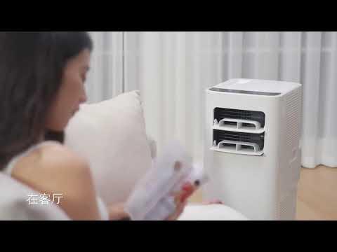 Điều hòa di động Xiaomi New Widetech Làm sạch không khí, lọc bụi, Kết nối APP Mihome