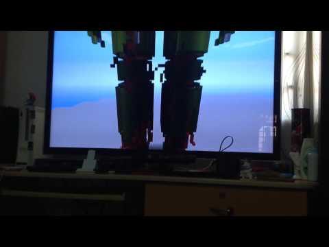 Minecraft Build Showcase FNaF 3 Springtrap! - смотреть