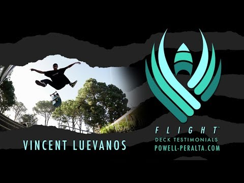 Powell-Peralta | Vincent Luevanos | FLIGHT
