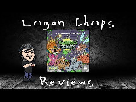 Logan Chops Reviews - Gamma Grunts
