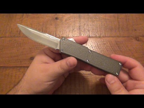 Knife Review : Lightning OTF (Out The Front) Automatic