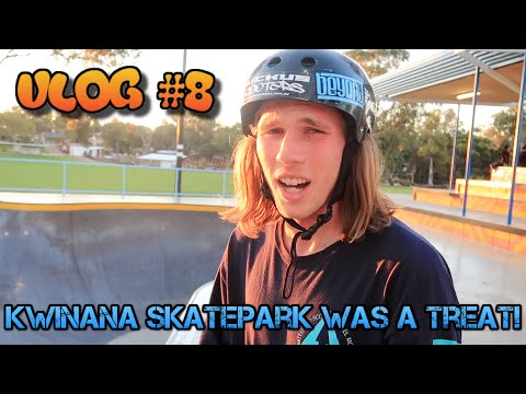 Kwinana Skatepark Was A Treat!