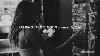 GLEN - TALKING TO THE MOON (Bruno Mars) - TOP 15 - Indonesian Idol (AUDIO)