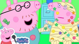 Peppa Pig Official Channel | The Boo Boo Song | Nursery Rhymes and Kids Songs