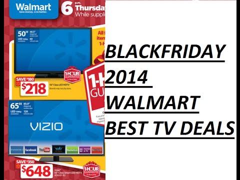 BLACK FRIDAY 2014 Walmart 65