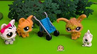 Lost Baby Bunny ! Littlest Pet Shop Summer Video Part 1