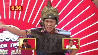 Thí sinh Đường đến danh ca vọng cổ hát cải lương chọc cười Trấn Thành, Trường Giang   TTDH HTV