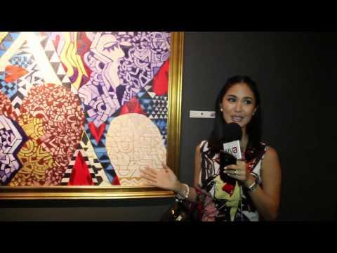 (EXCLUSIVE) Heart Evangelista's 2nd Painting Exhibit