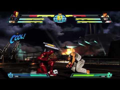 Видео № 0 из игры Marvel vs Capcom 3: Fate of Two Worlds (Б/У) [X360]