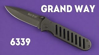 Grand Way 6339 - відео 1