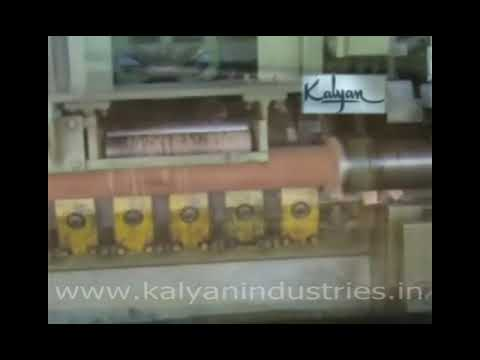 LOG  PEELING LATHE  MACHINE HYDRAULIC
