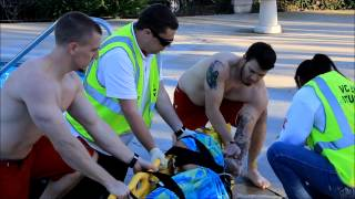 Funny EMT Water Rescue