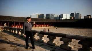 "Корея, Корея с журналом ""КИМ"": дворец Кёнбоккун"