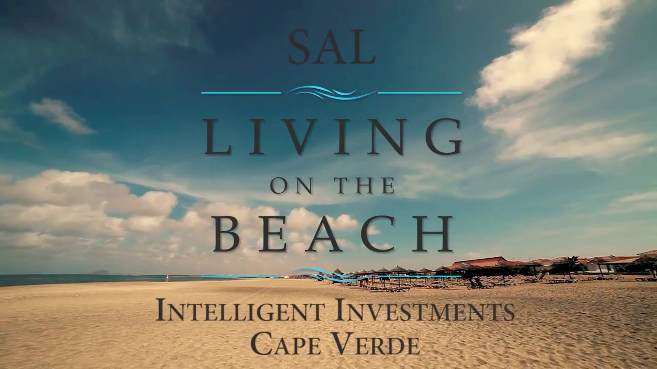 Living on the beach - Sal