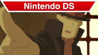 Picture of a game: Professor Layton