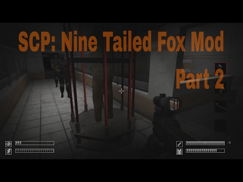 SCP-Nine Tailed Fox Mod 0 2 0: SCP 106 Recontainment