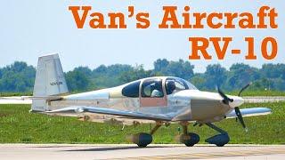 RV Aircraft Video - No Paint! - Van's Aircraft RV-10