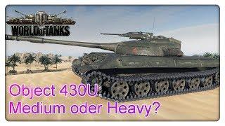Object 430U: Medium oder Heavy?