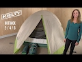 Kelty Outback 6 Tent - video 1