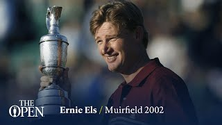 Ernie Els wins at Muirfield | The Open Official Film 2002