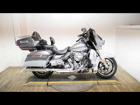 2014 Harley-Davidson FLHTK Ultra Limited in Wauconda, Illinois - Video 1