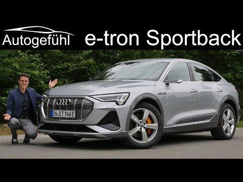External Review Video Xc_jH43qLQY for Audi e-tron and e-tron Sportback Crossover