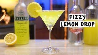 Fizzy Lemon Drop