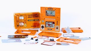 $5 Ebay Nintendo Game & Watch - Spares or Repairs?