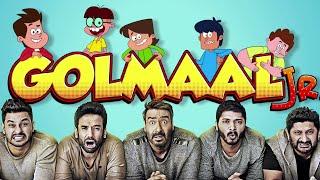 GOLMAAL junior Hindi Dubbing Artist