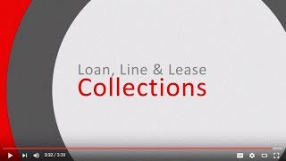 Oracle Financial Services Lending and Leasing – Collections Module