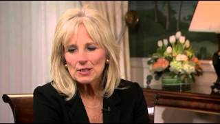 Dr. Jill Biden: After Joe's term ends, I look forward to 'going for a run alone'