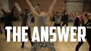 The Answer (Let Love Win) ft Maddie Ziegler | Brian Friedman Choreo | In memory of Andre Fuentes