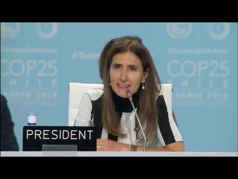 COP25: oceans lie at heart of climate challenge