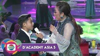 """Lagi Viral!! Betrand Peto Putra Onsu """"Suci Dalam Debu"""" Duet Bersama Soimah - D'Academy Asia 5"""